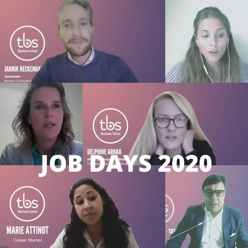 JOB DAYS 2020