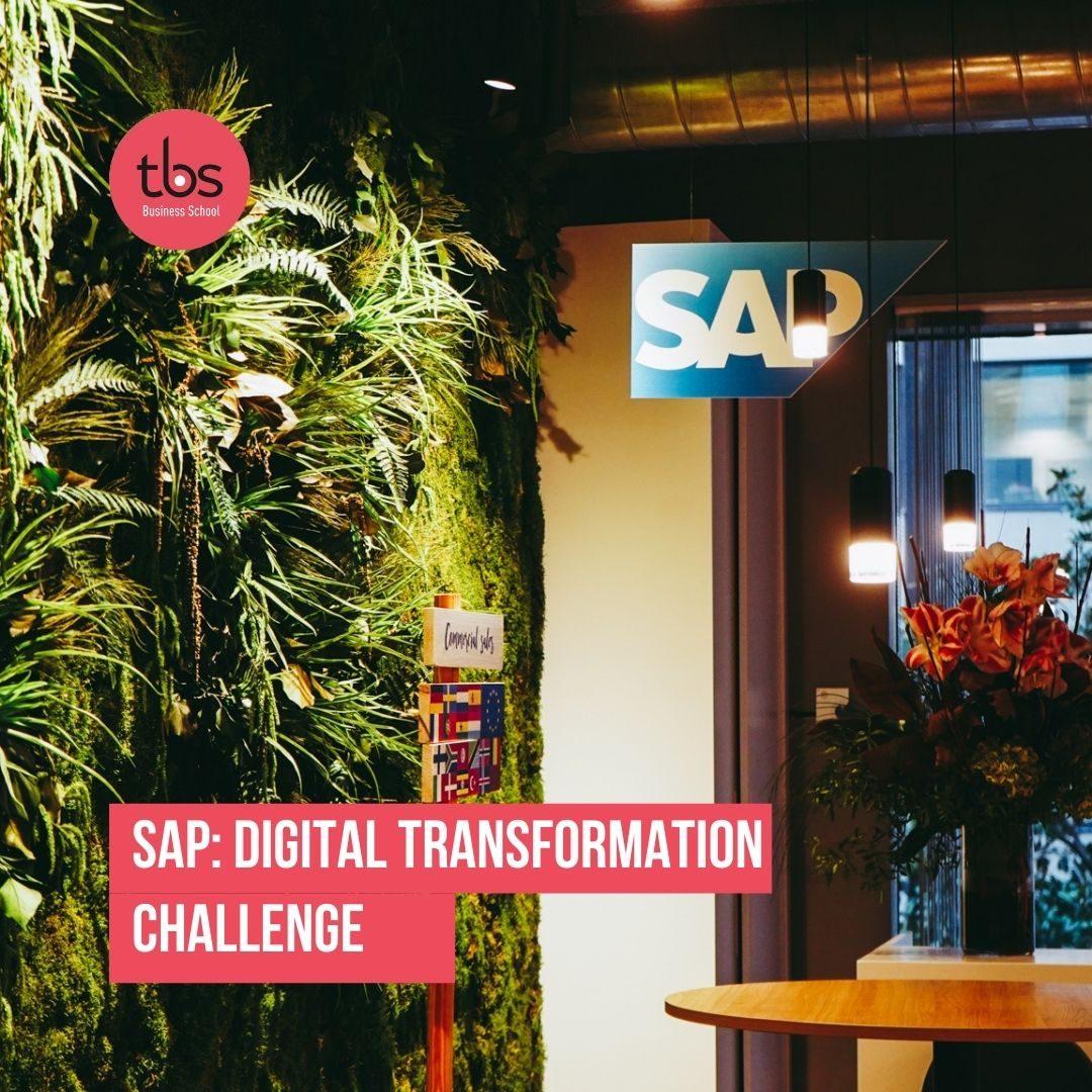 Sap digital transfromation