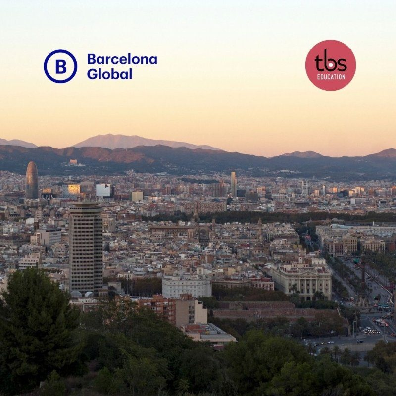 Barcelona global hub
