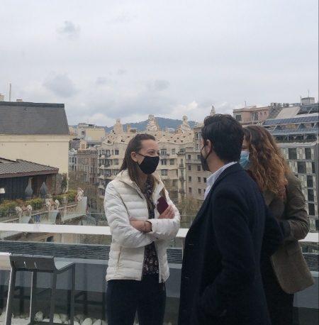visit condes de Barcelona