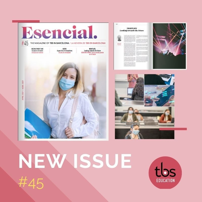 new issue esencial tbs