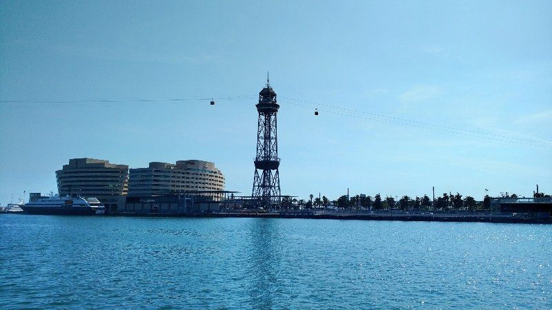 barcelona port tbs blue economy